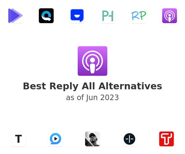 Best Reply All Alternatives