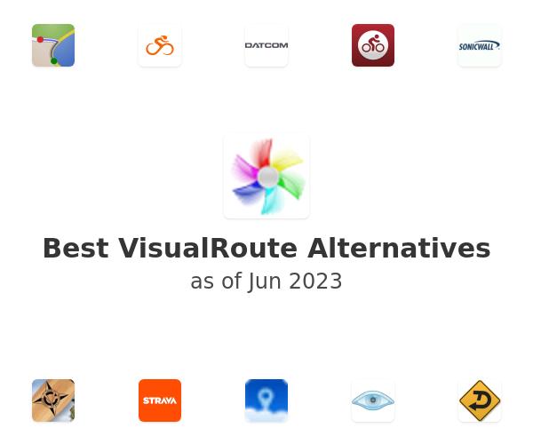 Best VisualRoute Alternatives