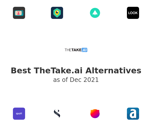 Best TheTake Alternatives