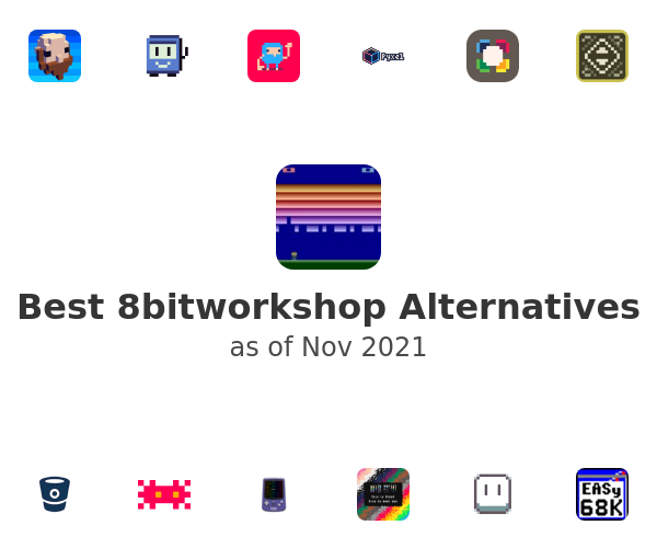 Best 8bitworkshop Alternatives