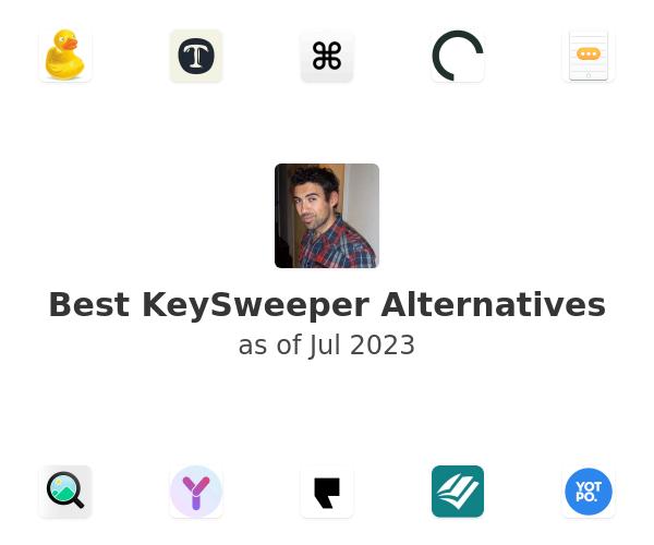 Best KeySweeper Alternatives