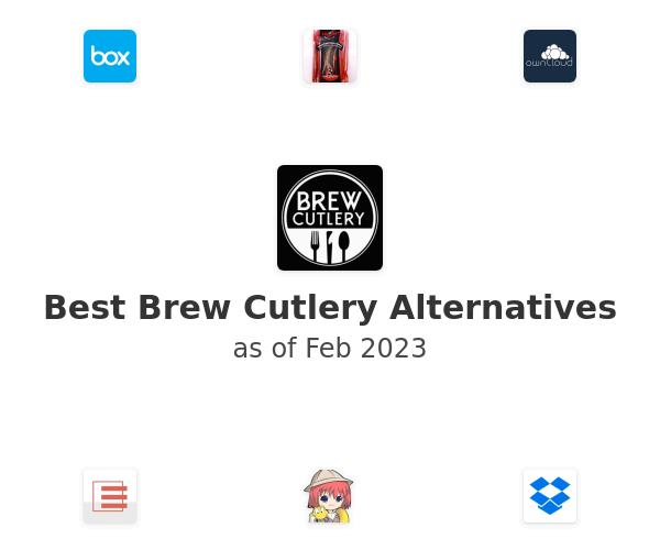 Best Brew Cutlery Alternatives