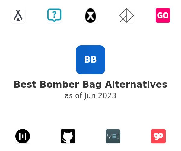 Best Bomber Bag Alternatives