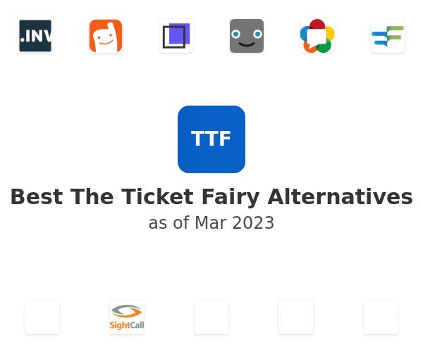 Best The Ticket Fairy Alternatives