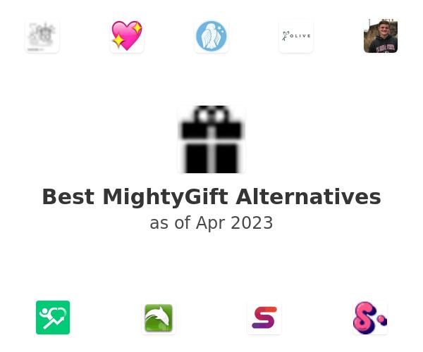 Best MightyGift Alternatives