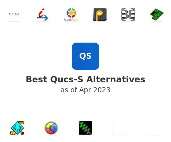 Best Qucs-S Alternatives