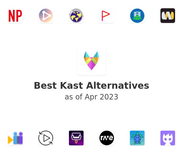Best Kast Alternatives