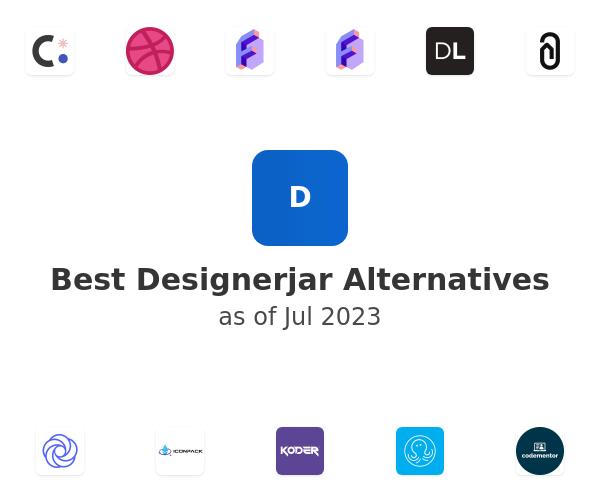 Best Designerjar Alternatives