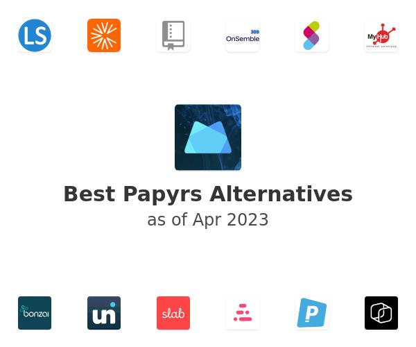 Best Papyrs Alternatives