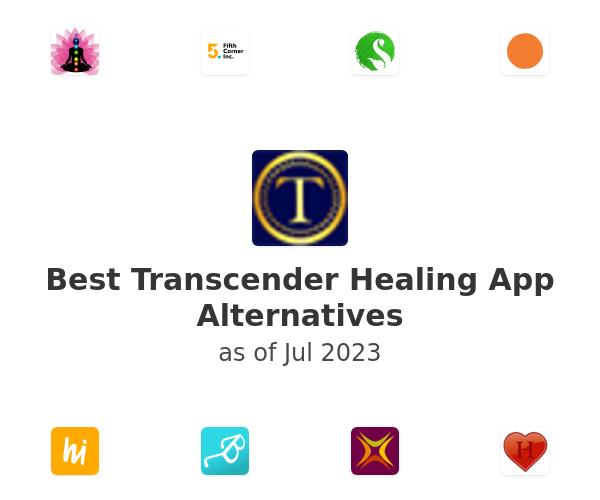 Best Transcender Healing App Alternatives