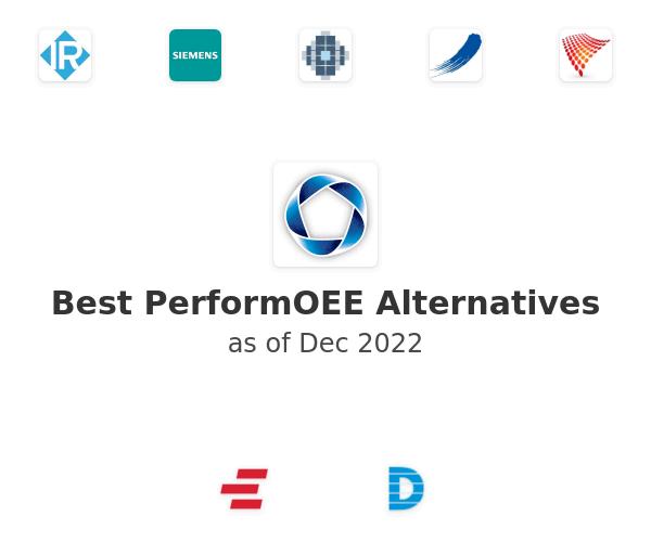 Best PerformOEE Alternatives