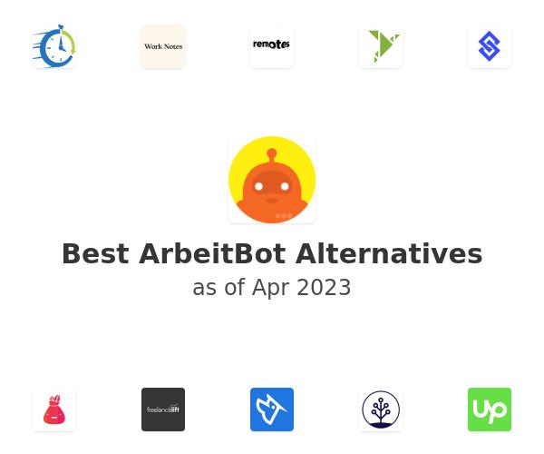 Best ArbeitBot Alternatives