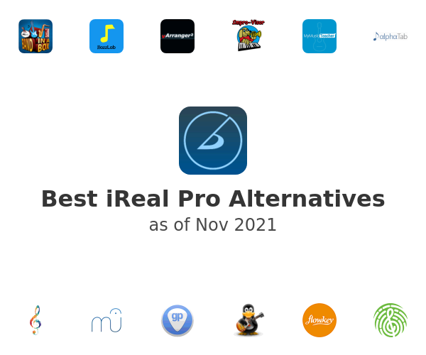 Best iReal Pro Alternatives