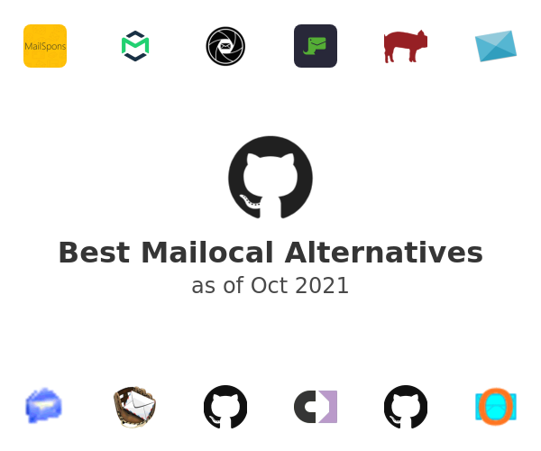 Best Mailocal Alternatives