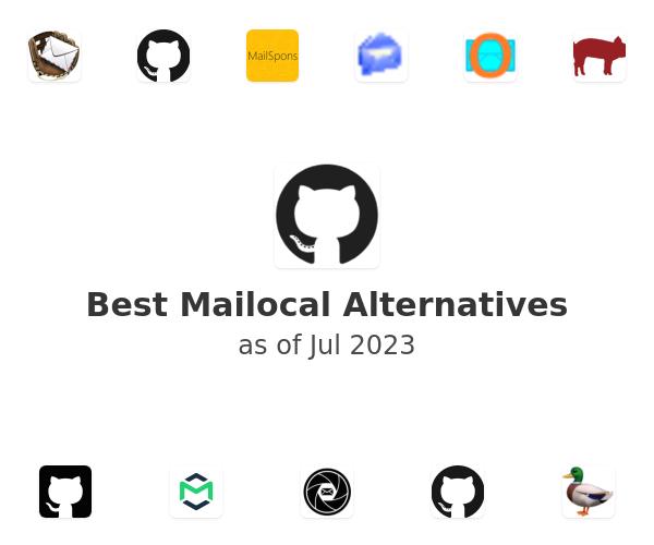 Best Mailocal Alternatives