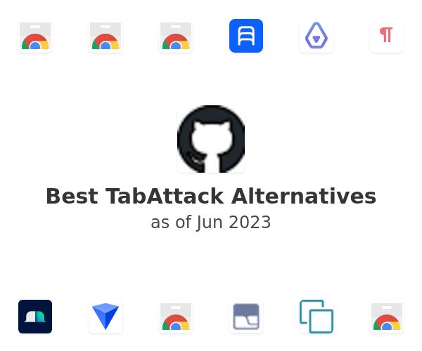 Best TabAttack Alternatives