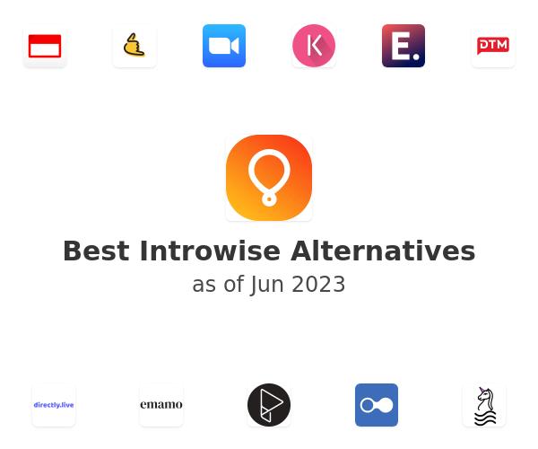 Best Introwise Alternatives