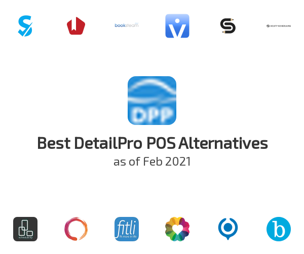 Best DetailPro POS Alternatives