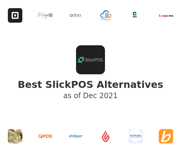 Best SlickPOS Alternatives