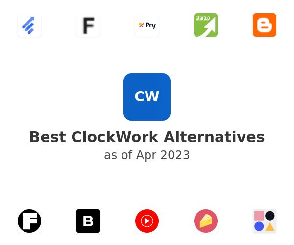 Best ClockWork Alternatives