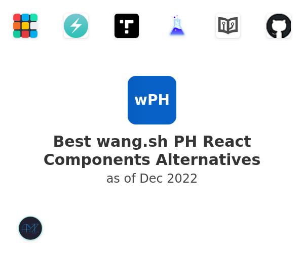 Best PH React Components Alternatives