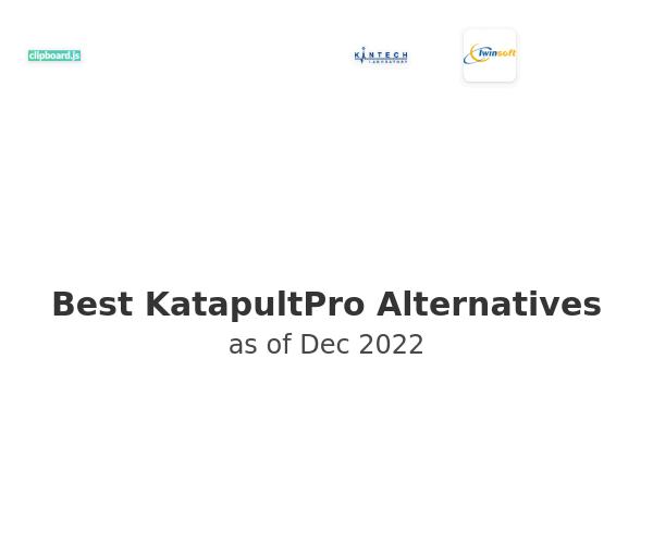 Best KatapultPro Alternatives