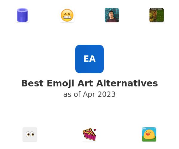 Best Emoji Art Alternatives