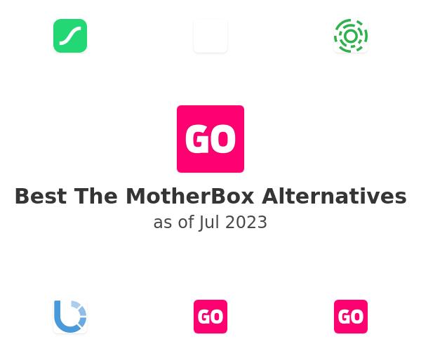 Best The MotherBox Alternatives