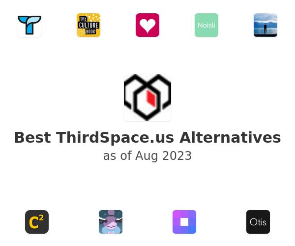 Best ThirdSpace Alternatives