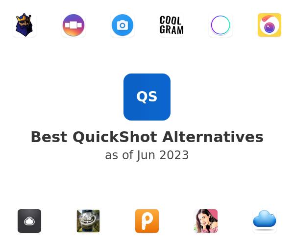 Best QuickShot Alternatives