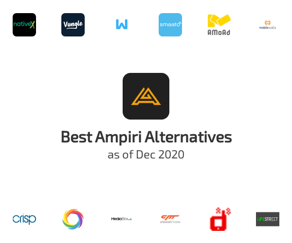Best Ampiri Alternatives