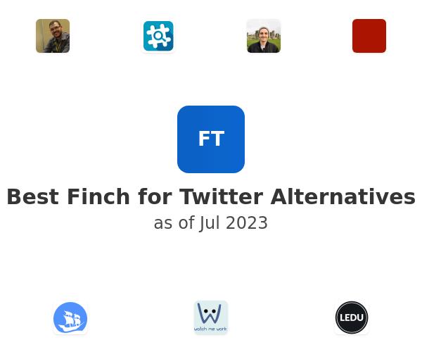 Best Finch for Twitter Alternatives