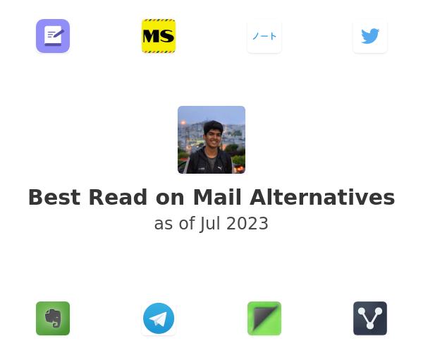 Best Read on Mail Alternatives