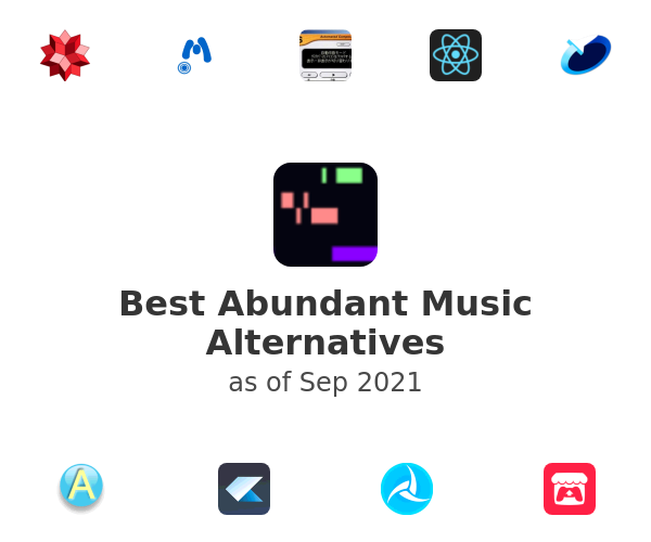 Best Abundant Music Alternatives
