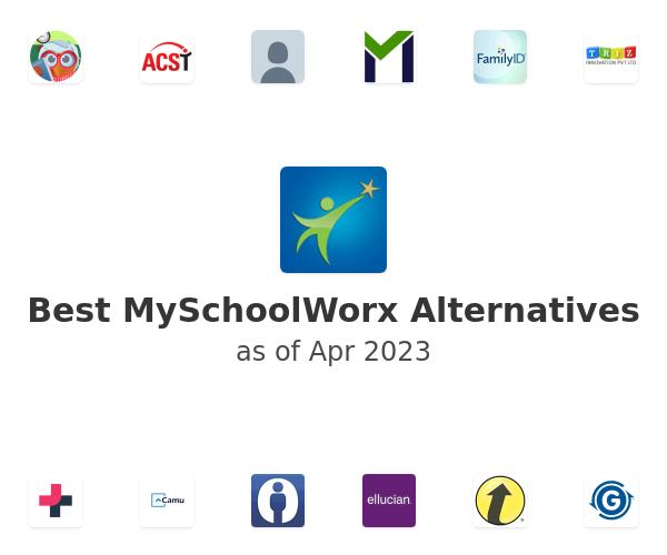 Best MySchoolWorx Alternatives