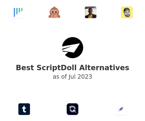 Best ScriptDoll Alternatives