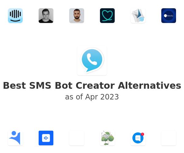 Best SMS Bot Creator Alternatives