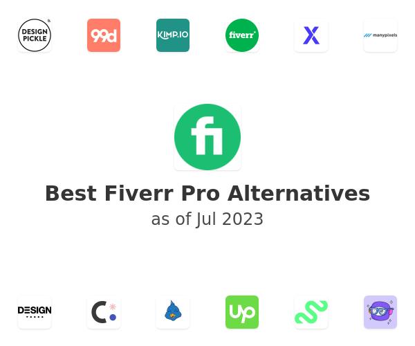 Best Fiverr Pro Alternatives