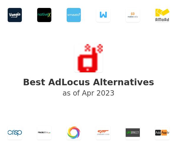 Best AdLocus Alternatives