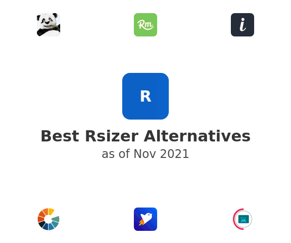Best Rsizer Alternatives
