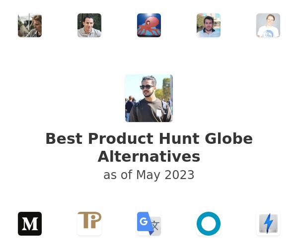 Best Product Hunt Globe Alternatives