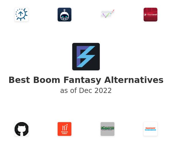 Best Boom Fantasy Alternatives