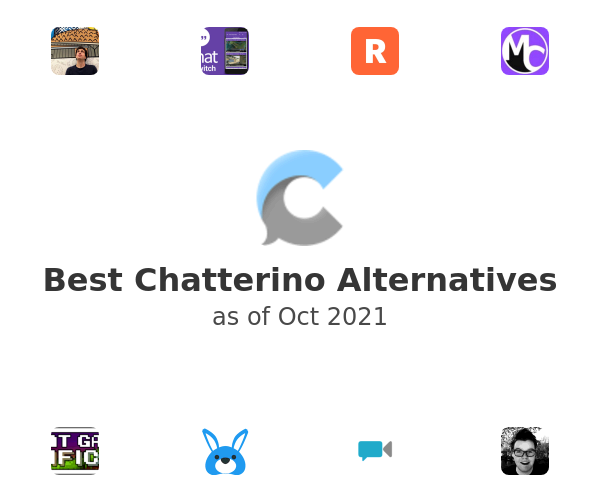 Best Chatterino Alternatives