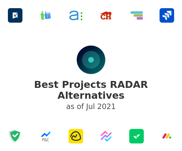 Best Projects RADAR Alternatives