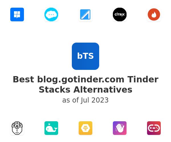 Best blog.gotinder.com Tinder Stacks Alternatives