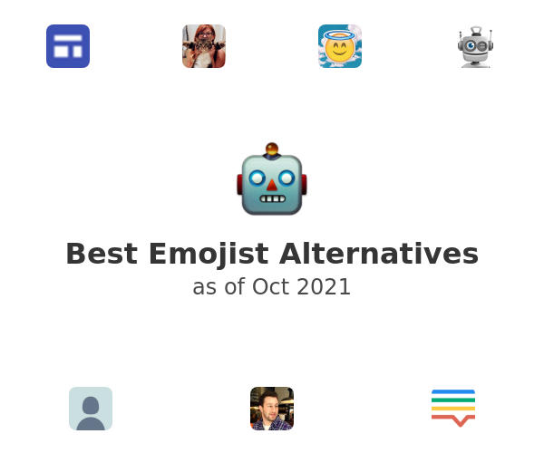 Best Emojist Alternatives