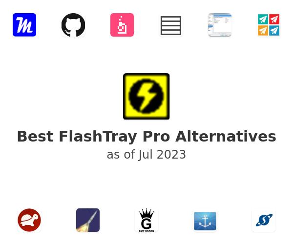 Best FlashTray Pro Alternatives