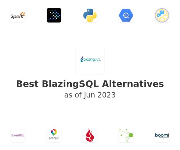 Best BlazingSQL Alternatives