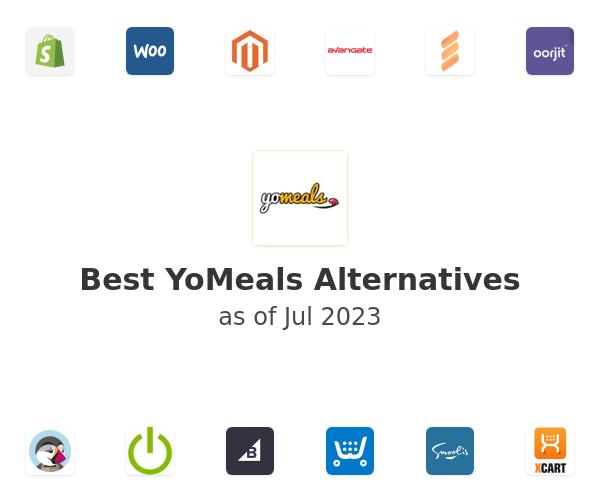 Best YoMeals Alternatives