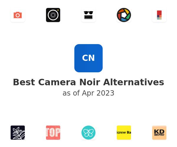 Best Camera Noir Alternatives